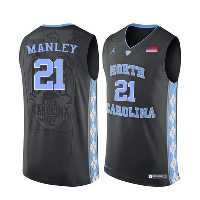 purchase cheap fbeab 32f86 Sterling Manley Jersey : Official North Carolina Tar Heels ...